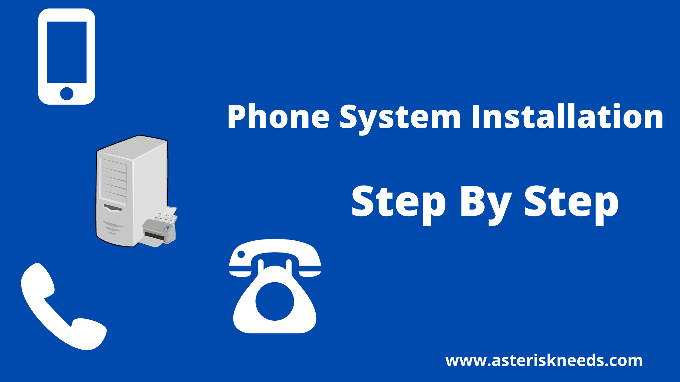 You are currently viewing Building your own phone step by step installation
